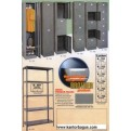 Locker 2Pintu Brother B 702
