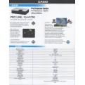Projector Casio XJ H 1700