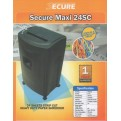 Paper Shredder Secure Maxi 24SC
